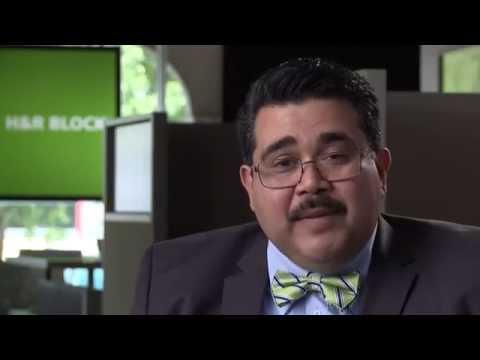 Los profesionales de impuestos de H&R Block | La experiencia de José