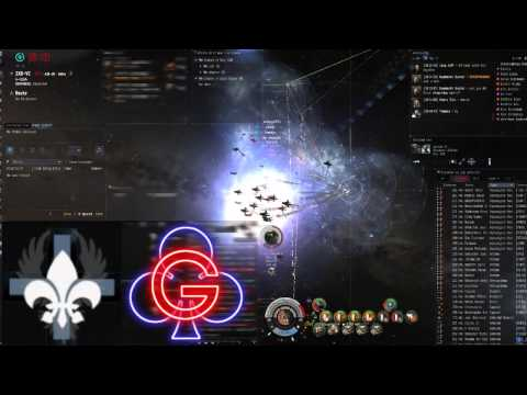 EVE Online - GCLUB - ZXB Final Ihub Timer with NCdot