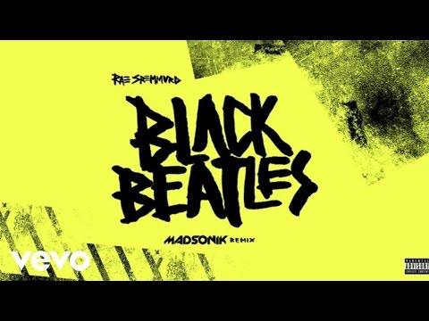 Video Rae Sremmurd - Black Beatles (Madsonik Remix/Audio) ft. Gucci Mane download in MP3, 3GP, MP4, WEBM, AVI, FLV February 2017