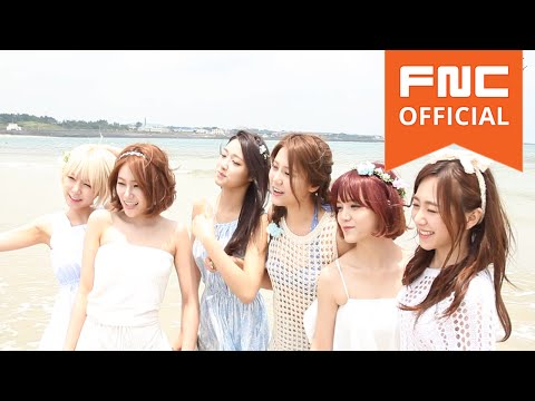 AOA's HOT Summer Making Film [Teaser]
