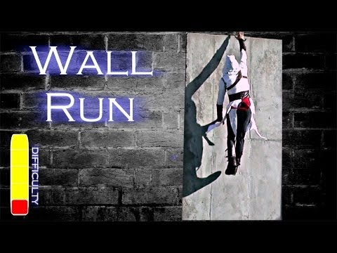 Video How to WALL RUN - Assassins Creed Parkour Style download in MP3, 3GP, MP4, WEBM, AVI, FLV January 2017