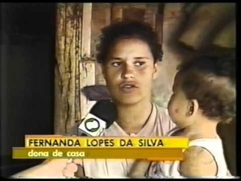 Início da ONG Sentinelas de Londrina_Globo Comunidade_2002_Elezer Nantes.wmv