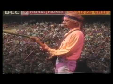 Sultans - Dire Straits live in Basel, Switzerland - June 28, 1992, from the St. Jakob Stadium. Now in HD (or as good as it gets)! Mark Knopfler - vocals, lead guitar J...