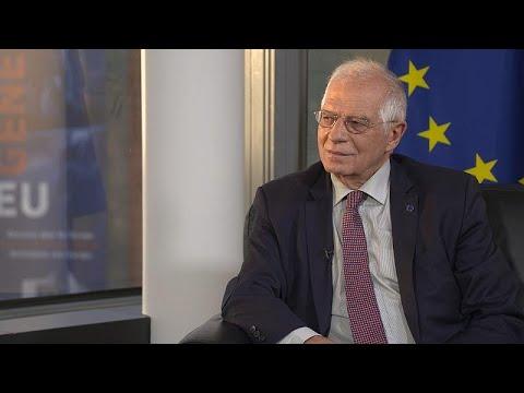 Γιοζέπ Μπορέλ: «Θέλουμε η πολυμέρεια να ρυθμίσει ξανά τις διεθνείς σχέσεις»…