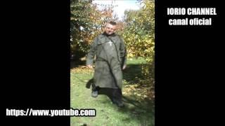 Iorio sigue subiendo videos a su canal