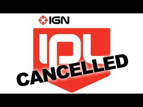 GS News - IGN cancels IPL 6
