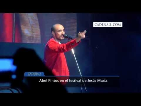 Abel Pintos en Jesús María 2015 (Cadena 3).