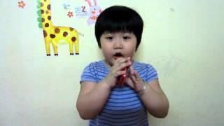 Bong doc bai tho: Bac gau den - Bong 3 tuoi + 7 thang