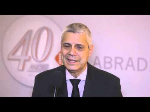 Abradee 40 Anos - Luiz Fernando Leone Vianna   Diretor Presidente da Copel