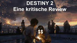 Schonungslose Destiny 2 Review von Ger Thunderlord