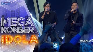 "Video MEGA KONSER IDOLA - Judika feat. Ari Lasso ""Mamah Papah Larang"" [28 November 2017] MP3, 3GP, MP4, WEBM, AVI, FLV Februari 2019"