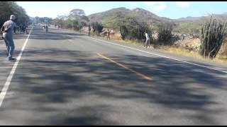 Marota racing le da 2do tubazo a joel bws en bani