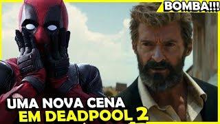 Cena EXTRA de Deadpool indica VOLTA DE WOLVERINE (Hugh Jackman)
