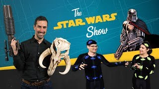 In this installment of The Star Wars Show, we reveal Gentle Giant's SDCC Star Wars exclusives, talk with prop restoration master Tom Spina, have fun on the ILM mo-cap stage, and more!Watch more of The Star Wars Show at https://www.youtube.com/playlist?list=PL148kCvXk8pBjG-JOhlIU6rWzLyA2O2anVisit Star Wars at http://www.starwars.comSubscribe to Star Wars on YouTube at http://www.youtube.com/starwarsLike Star Wars on Facebook at http://www.facebook.com/starwarsFollow Star Wars on Twitter at http://www.twitter.com/starwarsFollow Star Wars on Instagram at http://www.instagram.com/starwarsFollow Star Wars on Tumblr at http://starwars.tumblr.com/