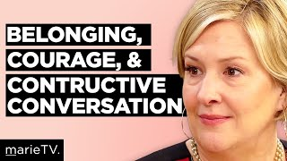 "Video Brené Brown Shows You How To ""Brave the Wilderness"" MP3, 3GP, MP4, WEBM, AVI, FLV Maret 2018"
