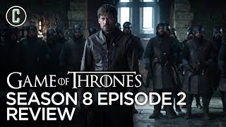 Game of Thrones Review S8 E2 A Knight of the Seven Kingdoms - Thrones Talk by Collider