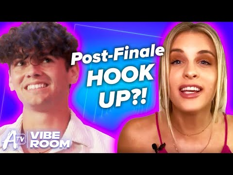 Will A TikTok House Hook Up Happen POST-FINALE?!   VIBE ROOM: Next Influencer Season 2 Ep. 9