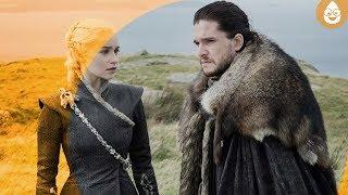 Bora para a live pós exibição do quinto episódio da sétima temporada da série Game of Thrones! Eastwatch - Atalaialeste!