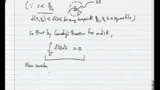Mod-03 Lec-06 Cauchy's Theorem Part - III