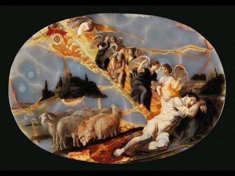Biblical Series XIII: Jacob's Ladder