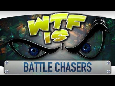 Reddit wtf - WTF is... Battle Chasers: Nightwar ?