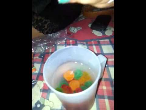 Como hacer gomitas de vodka :)