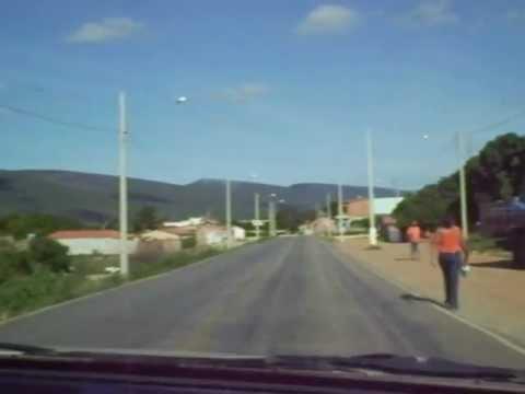 Chegada em Ituaçu Bahia