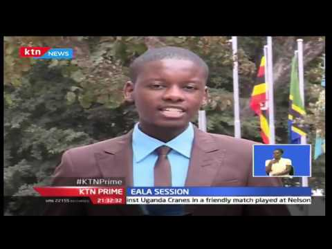 East African Legislative Assembly is considering adoption of Swahili as an official working language