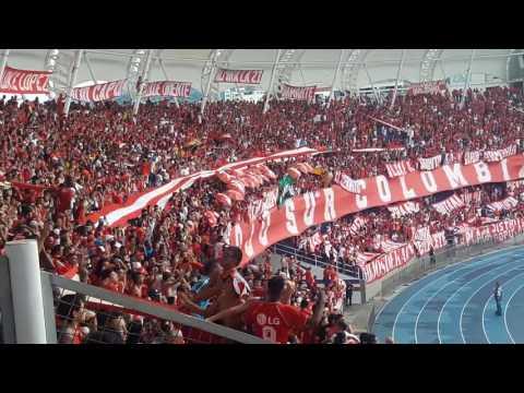 Baron rojo sur ME VOY PARA EL PASCUAL - Baron Rojo Sur - América de Cáli