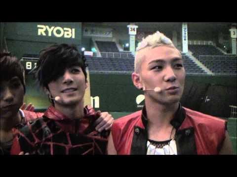 뉴이스트 (NU'EST) 2012 K-DREAM LIVE 공연 전 소감.wmv