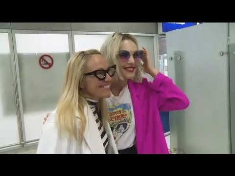 Eurovision 2019: Εφτασε από το  Τελ Αβίβ η Τάμτα