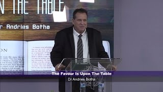 The Favour is Upon the Table