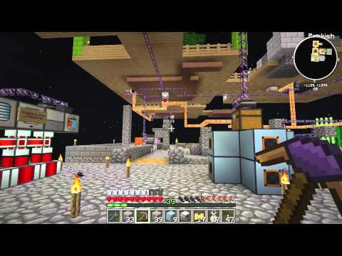 112 - Hier findet ihr die Playlist: https://www.youtube.com/playlist?list=PLlqcQ729_FGHRiXQdOs4BM9vhcsIpDleI Ein sehr interessantes Minecraft Modpack das an Skyblock angelehnt ist (nur ein paar...
