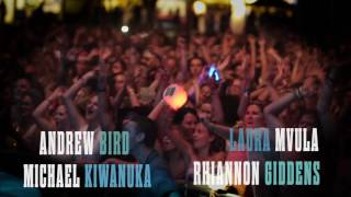 This is Bluesfest 2017! Join us this Easter at Bluesfest Byron Bay Thursday 13th - Monday 17th April - www.bluesfest.com.au