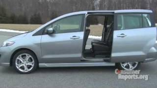 2006-2010 Mazda5 Review From Consumer Reports