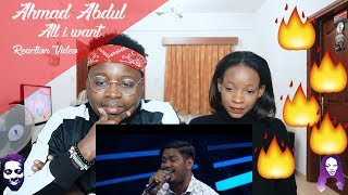 Video AHMAD ABDUL - ALL I WANT (Kodaline) - ELIMINATION 3 - Indonesian Idol 2018 Reaction video MP3, 3GP, MP4, WEBM, AVI, FLV Mei 2018