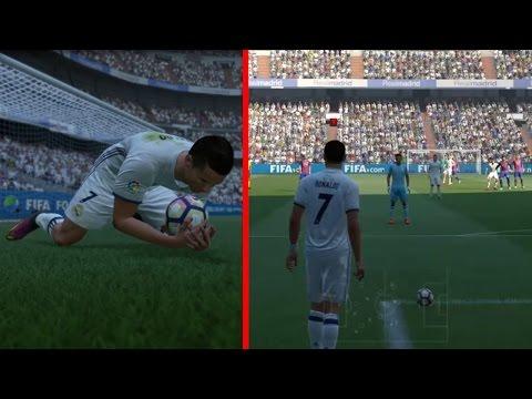 BUG MAI VISTO! Ronaldo PORTIERE Senza Nemmeno I GUANTI! Glitch di Fifa