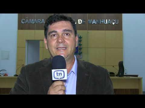 TNTV Web, Mostra Reunião da Câmara de Manhuaçu realizada nesta quinta dia 01/02.