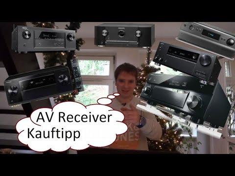 AV Receiver Kauftipps und Empfehlung 2016 / 2017