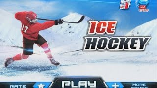 Ice Hockey 3D videosu