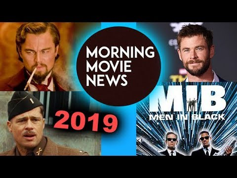 Once Upon a Time in Hollywood 2019, Chris Hemsworth for Men in Black Spin-Off