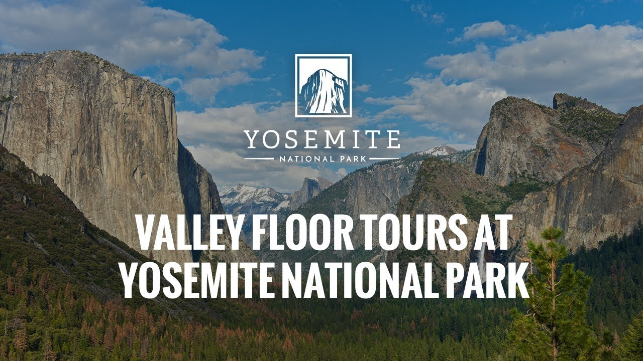 1 / 1. Valley Floor Tours At Yosemite ...