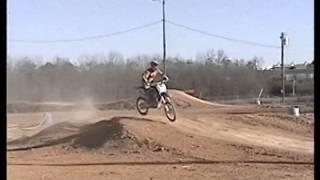 2. Fall 2004 Calhoun Supercross Motocross Track GA on 2003 Yamaha YZ450F