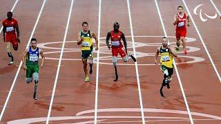 Video Athletics - Men's 200m - T44 Final - London 2012 Paralympic Games MP3, 3GP, MP4, WEBM, AVI, FLV Juni 2018