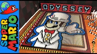 Video Super Mario Odyssey (IN 148,777 DOMINOES!) MP3, 3GP, MP4, WEBM, AVI, FLV Agustus 2018