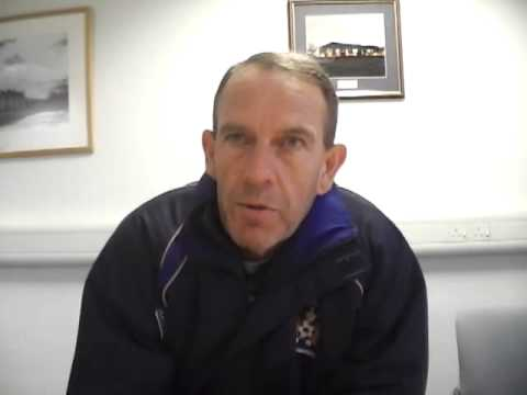 Kenny Shiels - Kilmarnock manager Kenny Shiels speaking ahead of their match with Inverness CT at Rugby Park on 3/11/12 in the SPL.