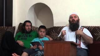 Si është dispozita me ata të cilit janë të mallkuar nga Allahu - Hoxhë Bekir Halimi