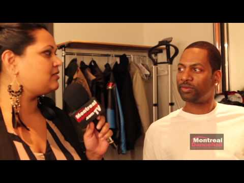 TONY ROCK INTERVIEW - MONTREAL DANCEHALL /// Part 2
