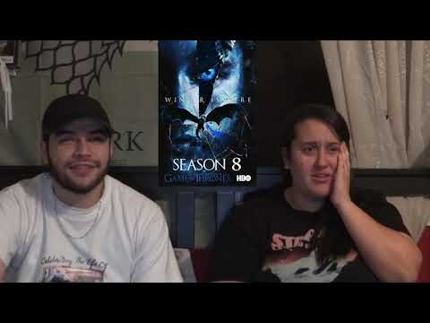 Game Of Thrones S8e3 || The Long Night || Reaction Pt. 1