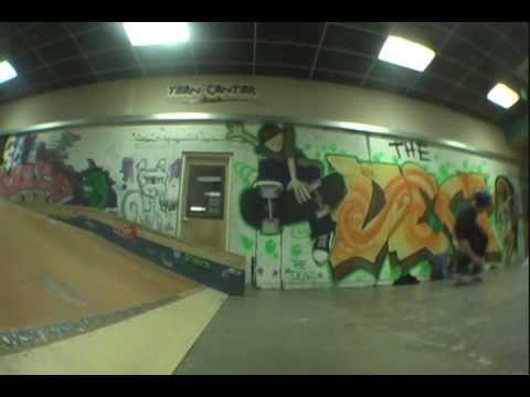 Elmendorf Base Skatepark: Spark After Block